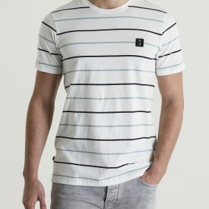 Butcher of Blue Classic Small Stripe