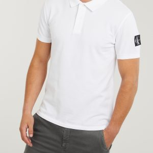 Calvin Klein Monogram Badge Polo