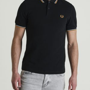 Fred Perry Twin Tipped Polo V2