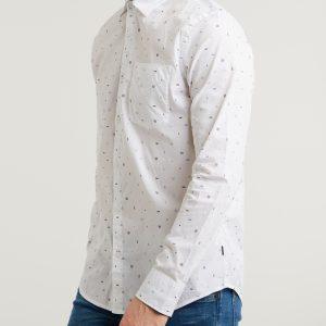 PME Legend Long sleeve shirt all-over print o