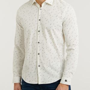Cast iron Long sleeve shirt print on structure