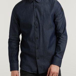 PME Legend Long sleeve shirt denim shirt XV