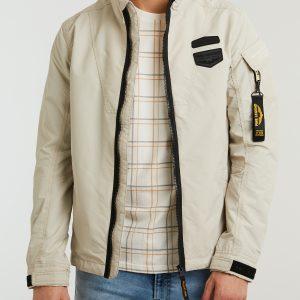 PME Legend Zip jacket skycar 2.0 tech-rib