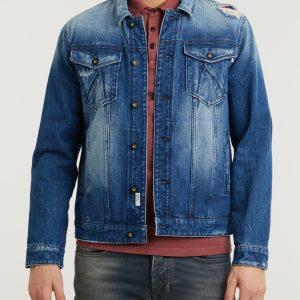 CHASIN' Bolt Jeans jacket
